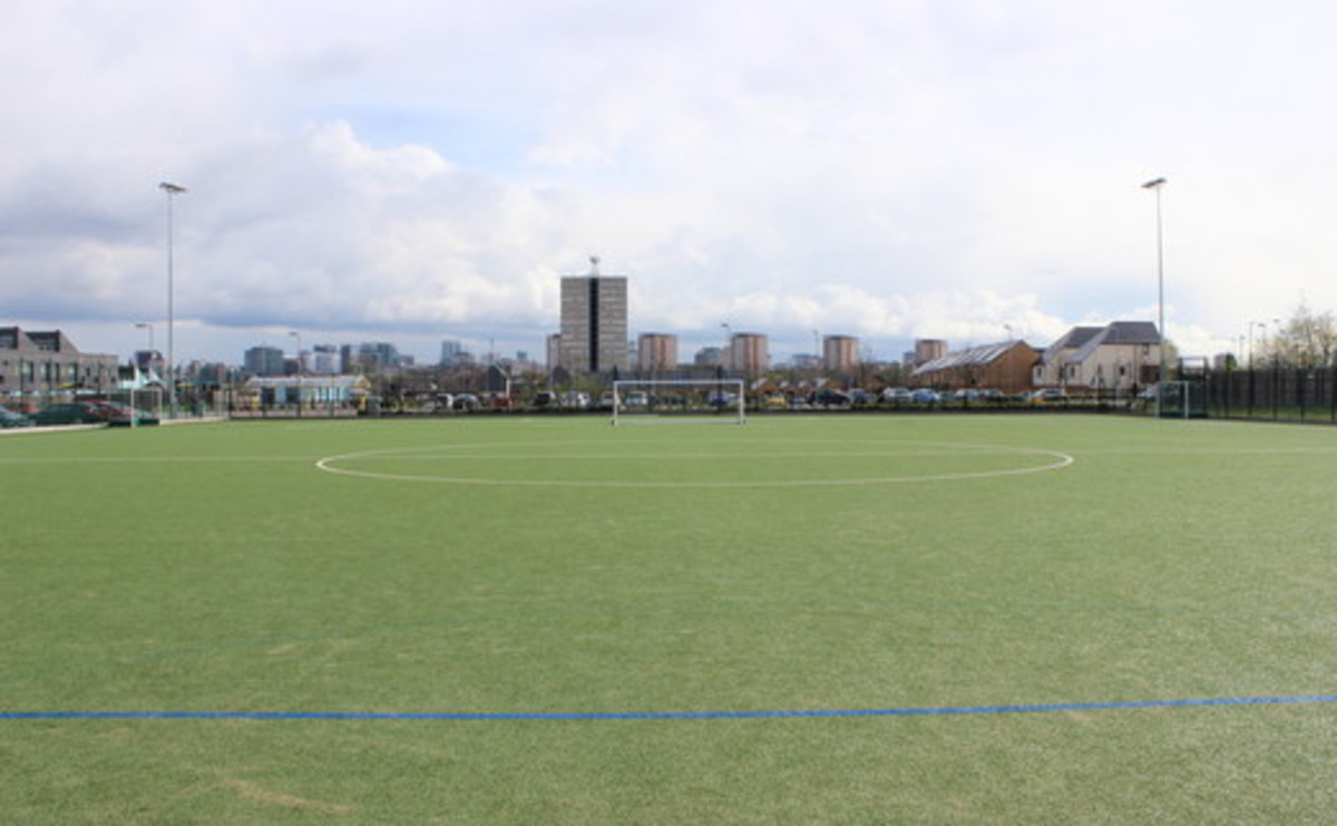 Astro Turf Pitch  - SLS @ Holte School - Birmingham - 1 - SchoolHire
