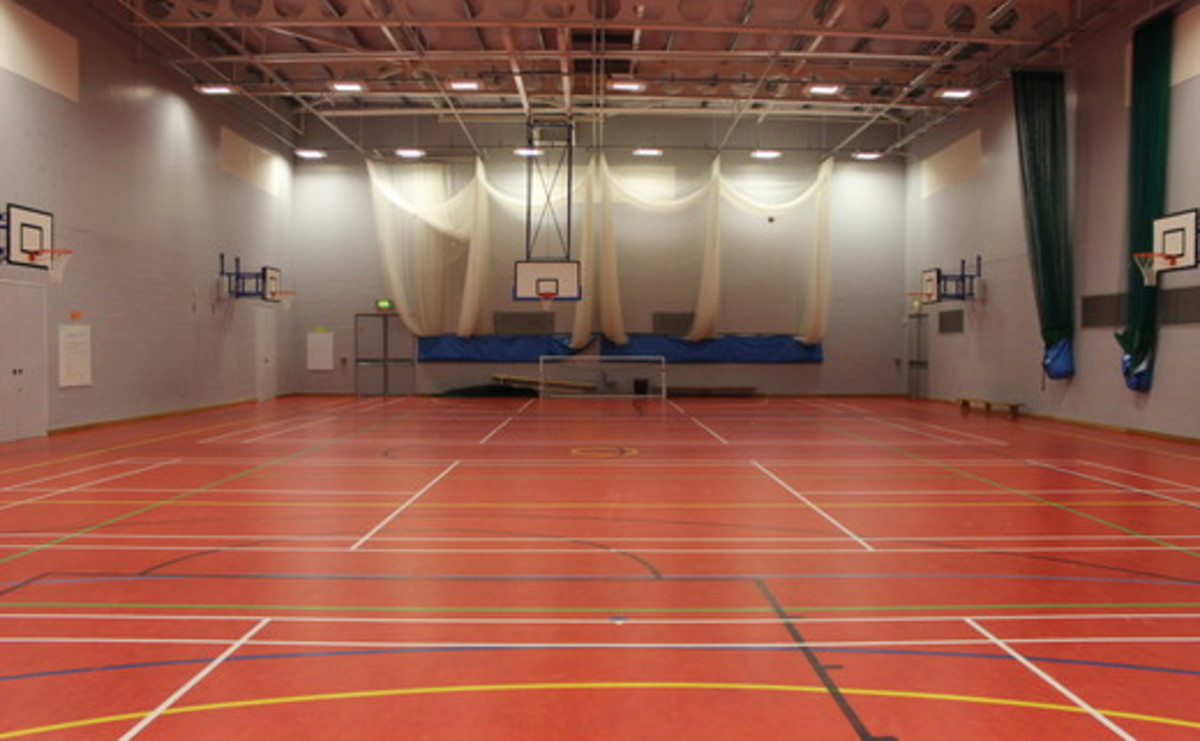 Sports Hall  - SLS @ Holte School - Birmingham - 1 - SchoolHire
