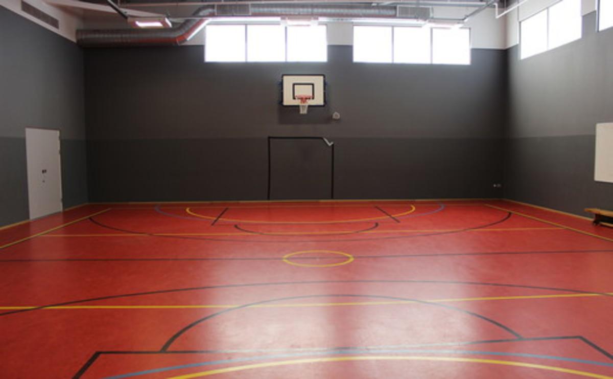 Activity Hall   - SLS @ Holte School - Birmingham - 1 - SchoolHire