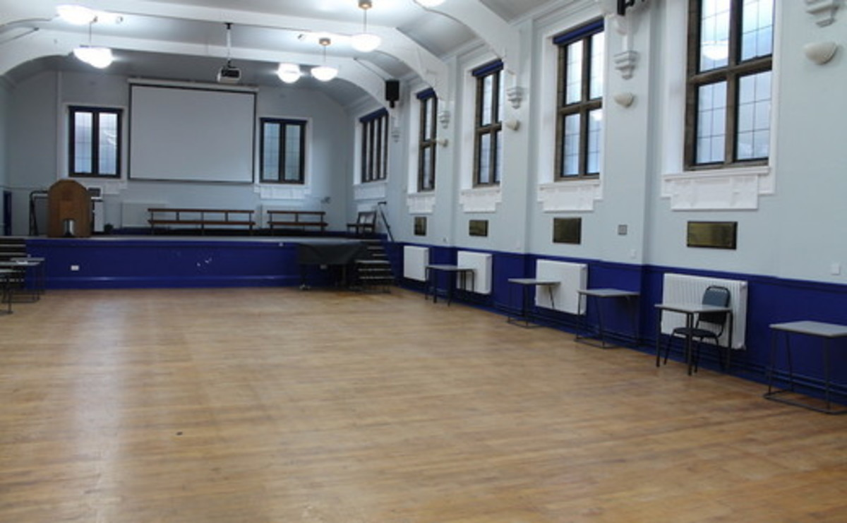 Main Hall  - SLS @ Lancaster Royal Grammar School - Lancashire - 1 - SchoolHire