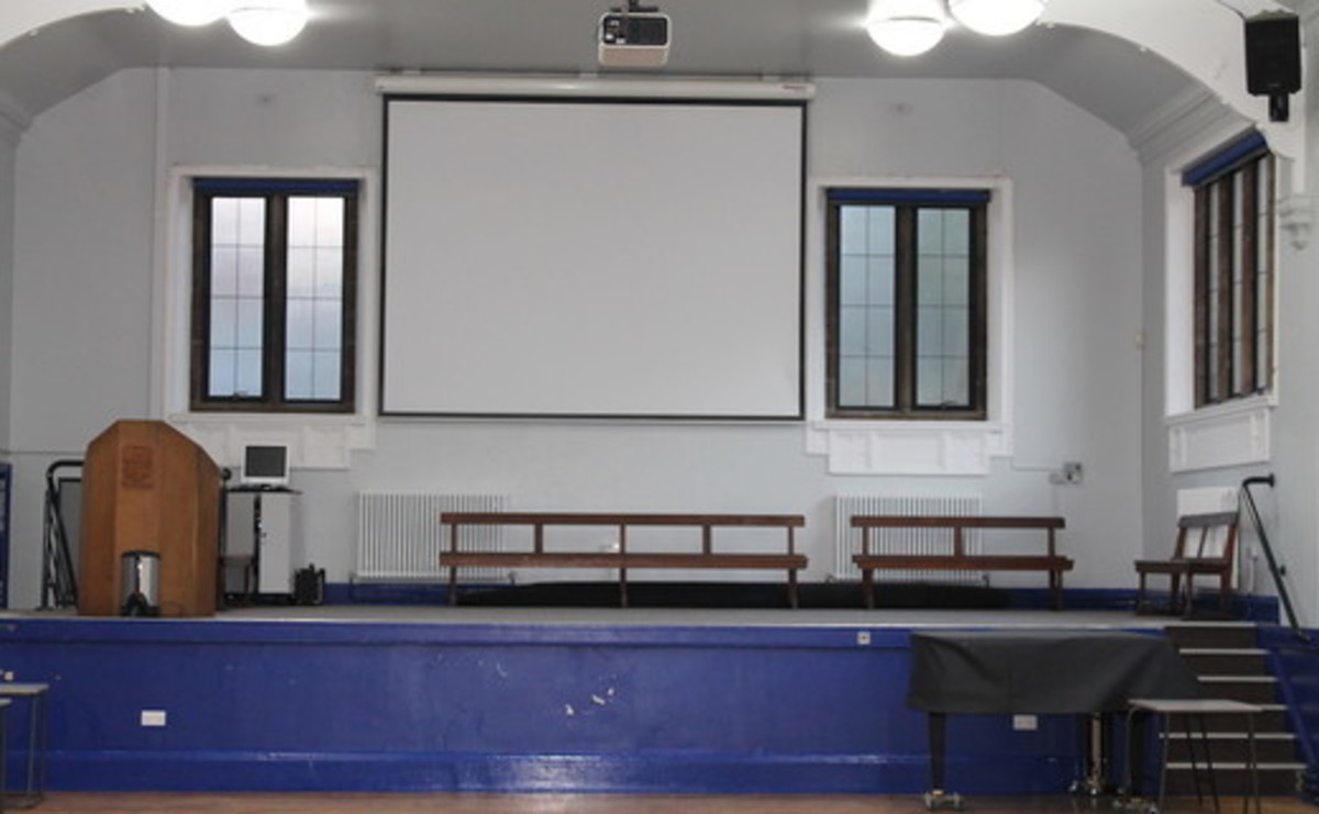 Main Hall  - SLS @ Lancaster Royal Grammar School - Lancashire - 2 - SchoolHire