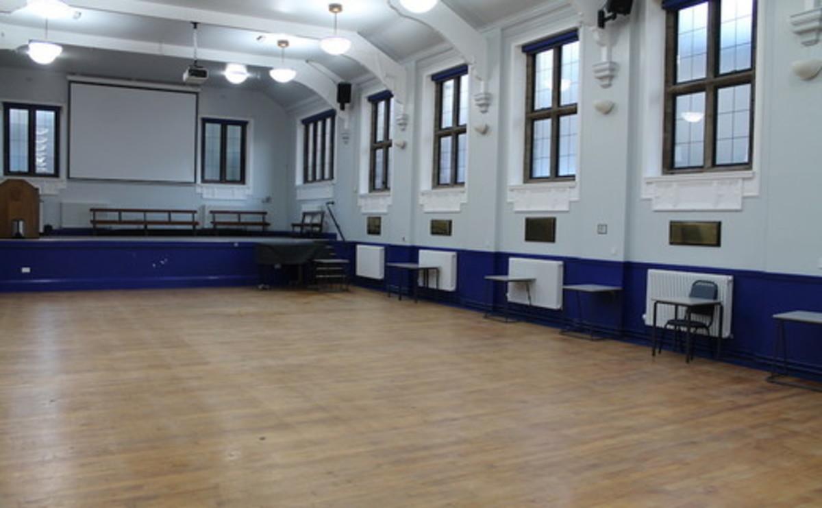 Main Hall  - SLS @ Lancaster Royal Grammar School - Lancashire - 3 - SchoolHire