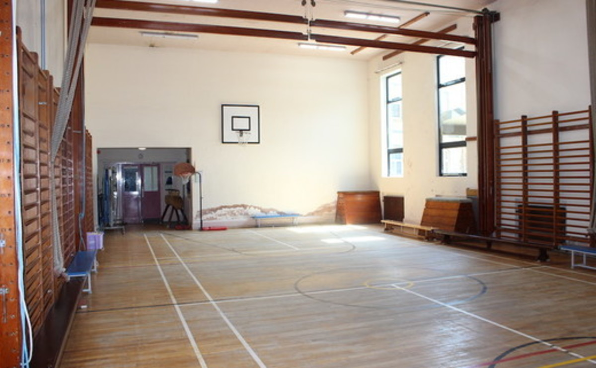 Gymnasium - SLS @ Hull Collegiate School - East Riding of Yorkshire - 1 - SchoolHire