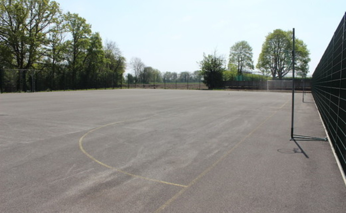Tarmac Area - SLS @ Hull Collegiate School - East Riding of Yorkshire - 1 - SchoolHire