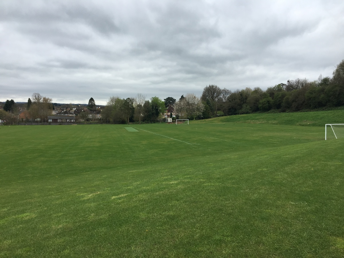 Grass Football Pitch / Cricket Square - Midhurst Rother College - West Sussex - 2 - SchoolHire