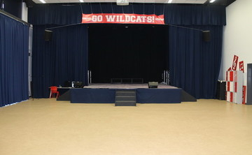 Main Hall  - SLS @ Lees Brook Community School - Derby - 2 - SchoolHire