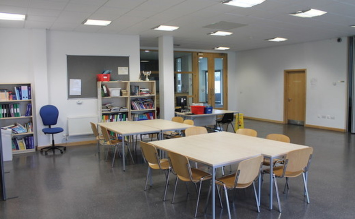 Specialist Classroom - Skills Academy Classroom - SLS @ Lees Brook Community School - Derby - 1 - SchoolHire