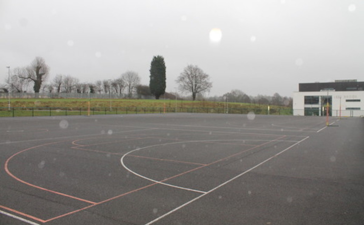 Tarmac Area - Multi Use Games Area - SLS @ Lees Brook Community School - Derby - 1 - SchoolHire