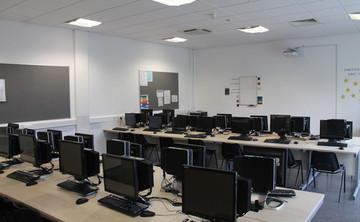 Specialist Classroom - IT Classroom  - SLS @ Lees Brook Community School - Derby - 1 - SchoolHire