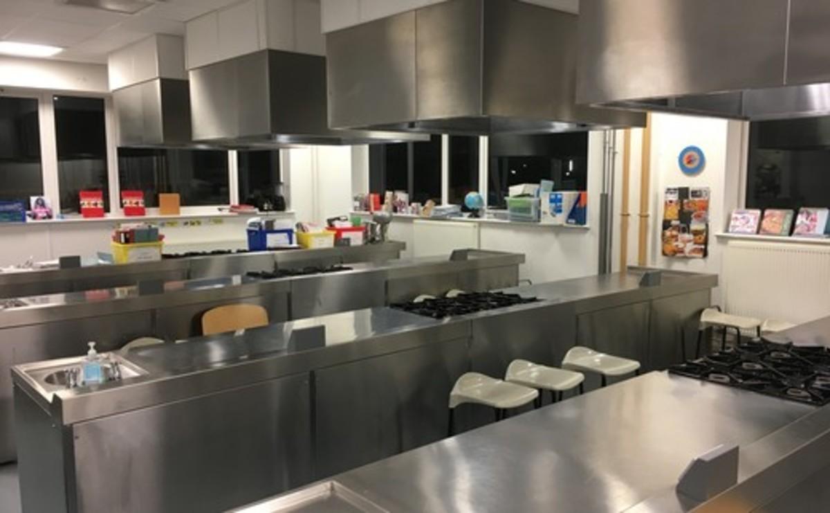 Specialist Classroom - Cookery Classroom  - SLS @ Lees Brook Community School - Derby - 1 - SchoolHire