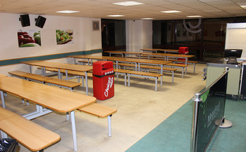 Dining Area  - SLS @ Kettlethorpe High School - West Yorkshire - 1 - SchoolHire