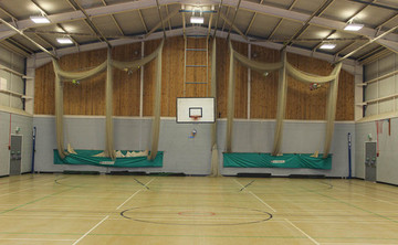Sports Hall  - SLS @ Kettlethorpe High School - West Yorkshire - 1 - SchoolHire