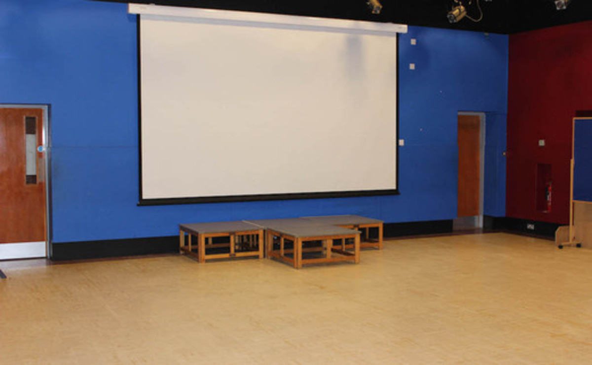 Drama Studio  - SLS @ Kettlethorpe High School - West Yorkshire - 1 - SchoolHire
