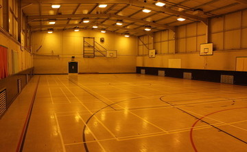 Sports Hall  - SLS @ Light Hall School - Solihull - 1 - SchoolHire