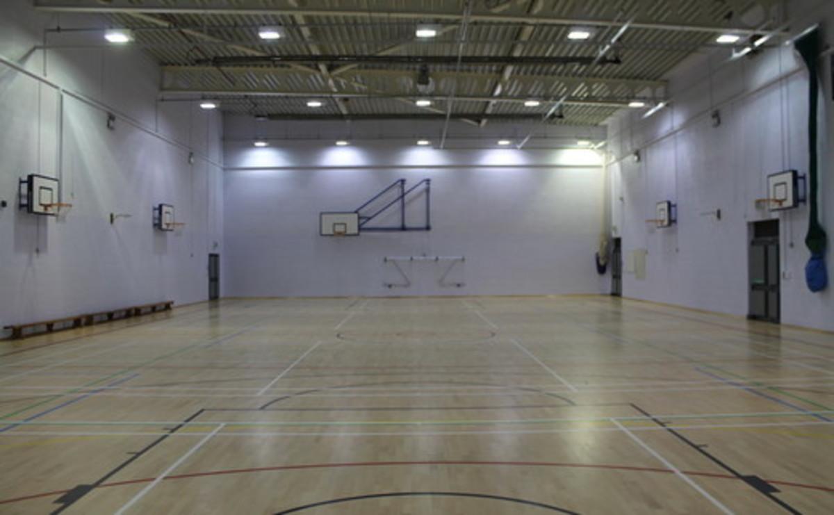Sports Hall  - SLS @ Long Eaton School - Nottingham - 1 - SchoolHire