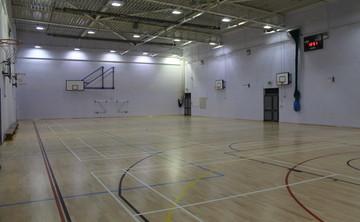 Sports Hall  - SLS @ Long Eaton School - Nottingham - 2 - SchoolHire