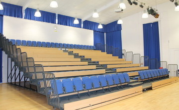 Main Hall  - SLS @ Long Eaton School - Nottingham - 1 - SchoolHire