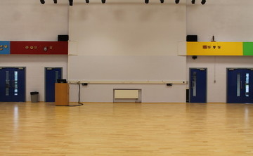 Main Hall  - SLS @ Long Eaton School - Nottingham - 2 - SchoolHire