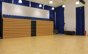 Main Hall  - SLS @ Long Eaton School - Nottingham - 3 - SchoolHire