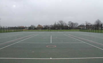 Tarmac Area - Multi Use Games Area  - SLS @ Long Eaton School - Nottingham - 1 - SchoolHire