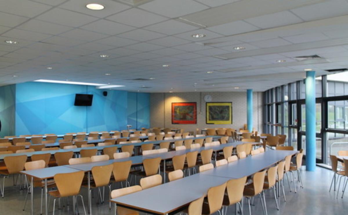 Dining Room  - SLS @ Long Eaton School - Nottingham - 1 - SchoolHire