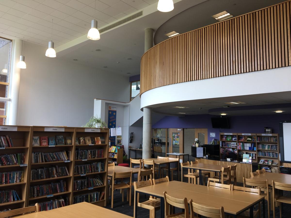 LRC  - Midhurst Rother College - West Sussex - 2 - SchoolHire