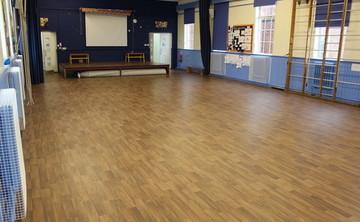Main Hall  - SLS @ Manor Park Primary School - Sutton - 1 - SchoolHire