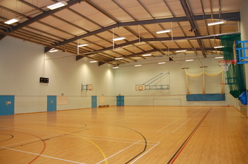Sports Hall - Midhurst Rother College - West Sussex - 1 - SchoolHire