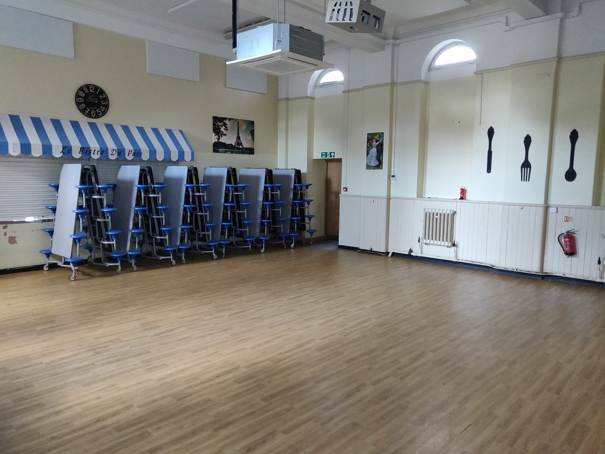 Dining Room - SLS @ Manor Park Primary School - Sutton - 2 - SchoolHire