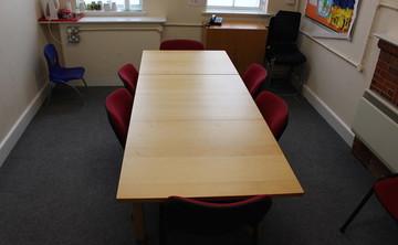Specialist Classroom - Meeting Room  - SLS @ Manor Park Primary School - Sutton - 1 - SchoolHire