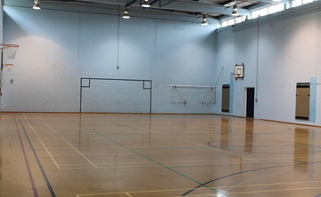 Sports Hall  - SLS @ Mayflower High School - Essex - 1 - SchoolHire