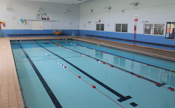 Swimming Pool  - SLS @ Mayflower High School - Essex - 1 - SchoolHire