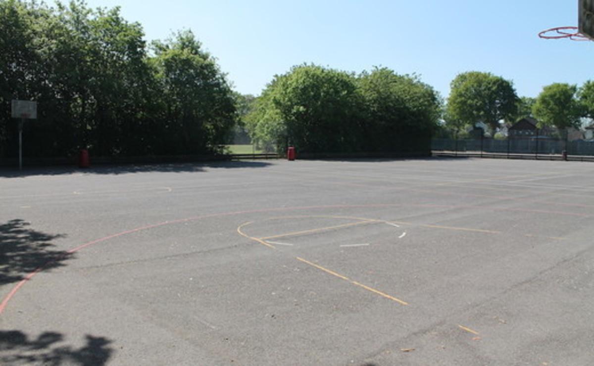 Tarmac Area - SLS @ Mayflower High School - Essex - 2 - SchoolHire