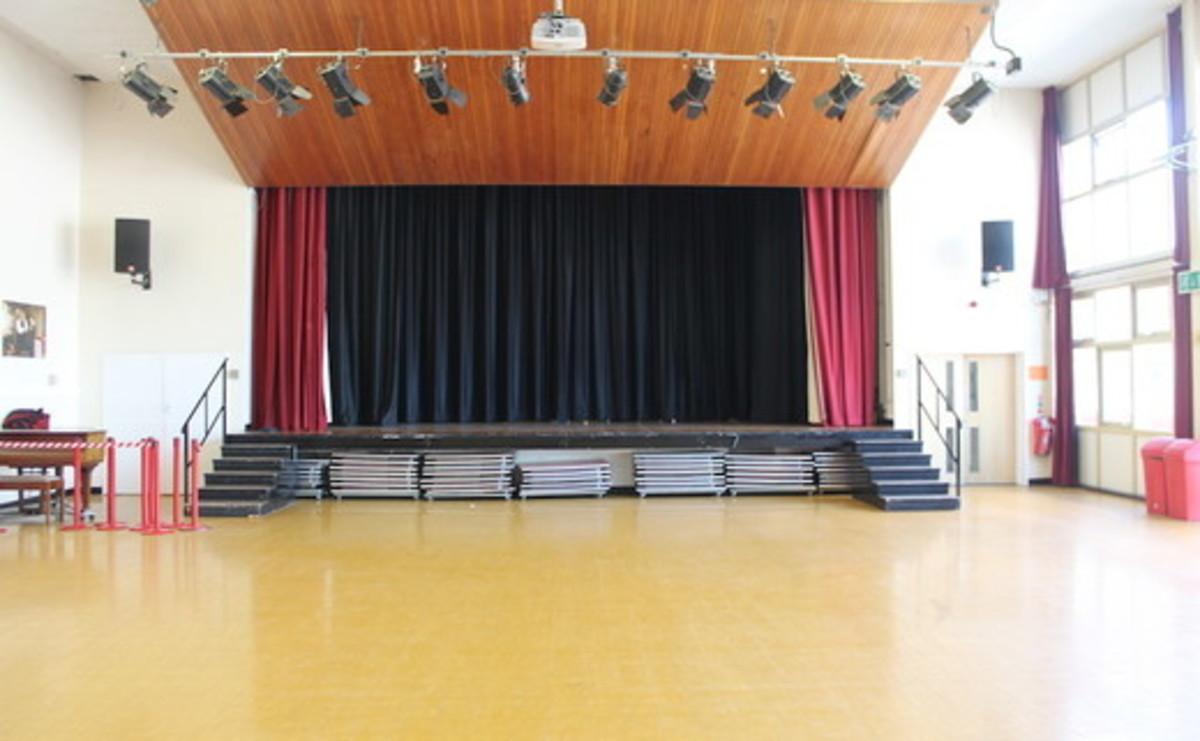 Main Hall  - SLS @ Mayflower High School - Essex - 1 - SchoolHire