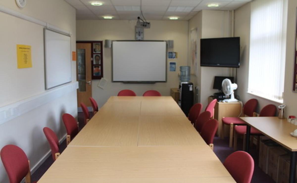 Meeting Room  - SLS @ Mayflower High School - Essex - 1 - SchoolHire