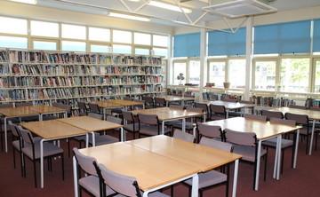 Library  - SLS @ Mayflower High School - Essex - 1 - SchoolHire