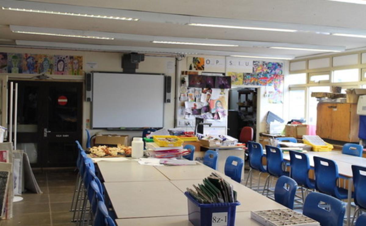 Art Room  - SLS @ Mayflower High School - Essex - 1 - SchoolHire