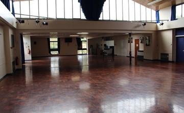 Main Hall - SLS @ Boroughbridge High School - North Yorkshire - 1 - SchoolHire