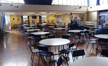 Main Hall - SLS @ Boroughbridge High School - North Yorkshire - 2 - SchoolHire