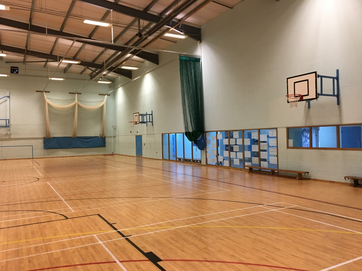 Sports Hall - Midhurst Rother College - West Sussex - 2 - SchoolHire