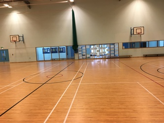 Sports Hall - Midhurst Rother College - West Sussex - 4 - SchoolHire