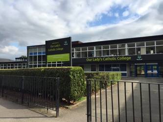 SLS @ Our Ladys Catholic College - Lancashire - 1 - SchoolHire