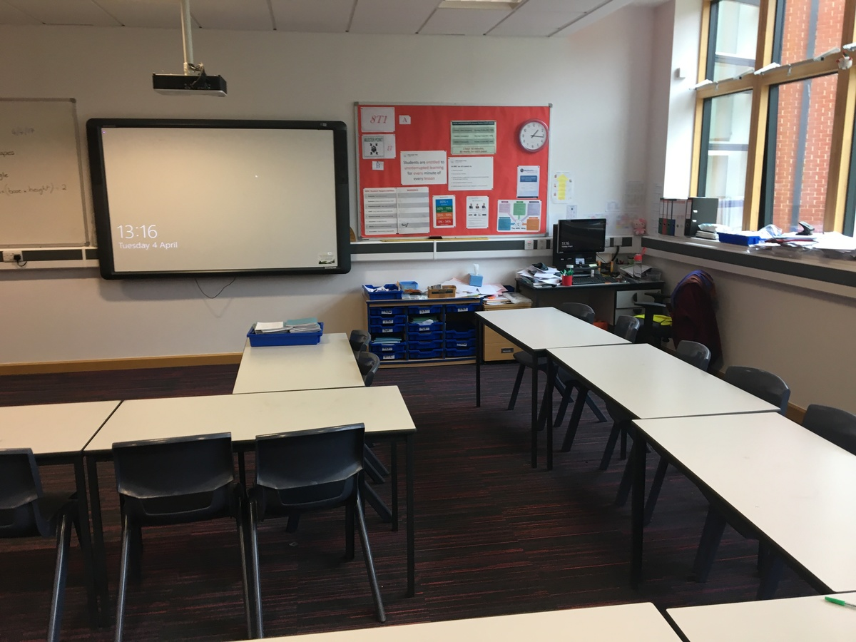 Standard Classrooms - Midhurst Rother College - West Sussex - 3 - SchoolHire
