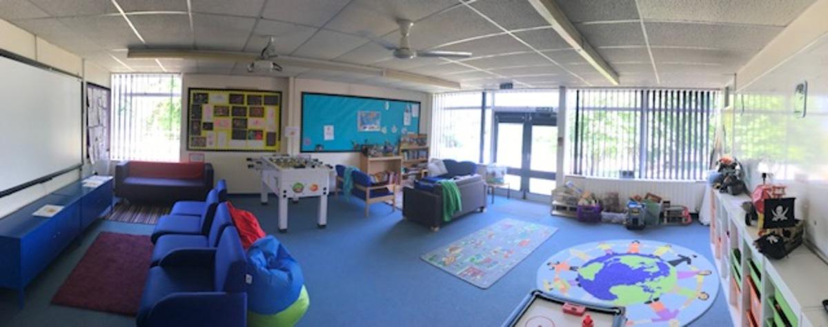 Nurture Room (Sun Hill) - The Perins MAT - Hampshire - 1 - SchoolHire