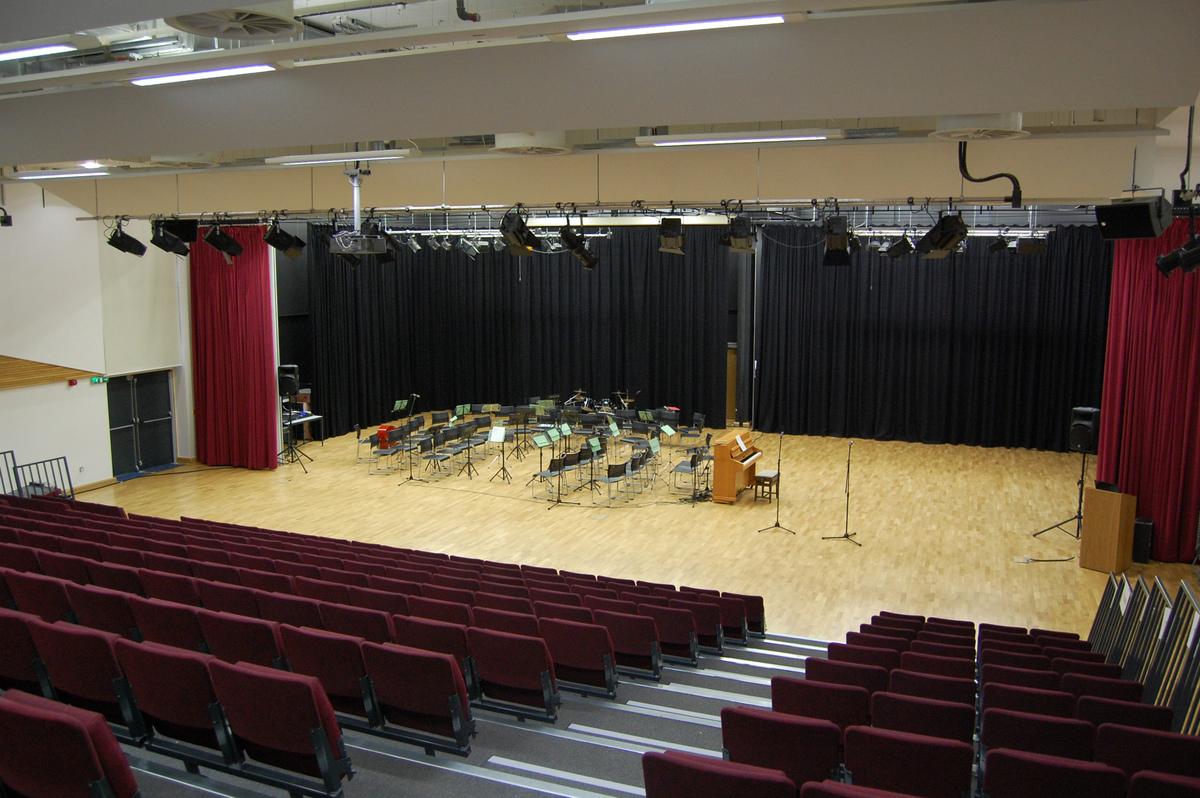 Theatre - Midhurst Rother College - West Sussex - 1 - SchoolHire