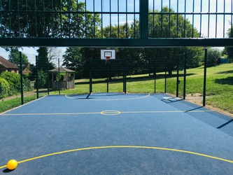 MUGA (Sun Hill) - The Perins MAT - Hampshire - 1 - SchoolHire
