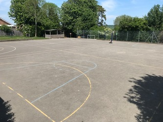 Sports Courts (Sun Hill) - The Perins MAT - Hampshire - 1 - SchoolHire