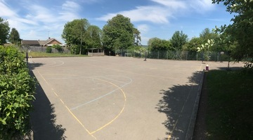 Sports Courts (Sun Hill) - The Perins MAT - Hampshire - 2 - SchoolHire