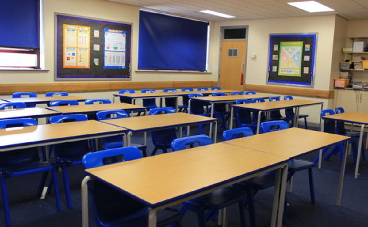 Classrooms - SLS @ Cardinal Allen Catholic High School - Lancashire - 1 - SchoolHire