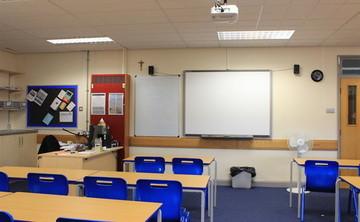 Classrooms - SLS @ Cardinal Allen Catholic High School - Lancashire - 2 - SchoolHire